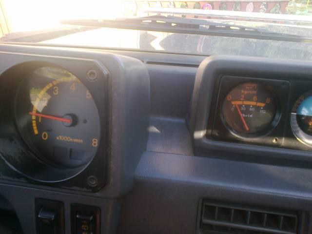 Mitsubishi Pajero I - moje początki przygody z off Off Road
